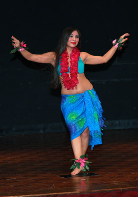 Hula Dancer Javaneh