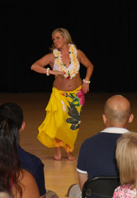 Hula Dancer Lahna